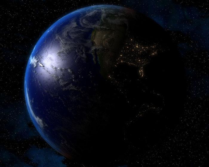 Прямая трансляция планеты земля со спутника. Онлайн видео ...