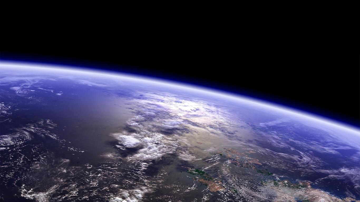 Planeta zemlya sputnikoviye