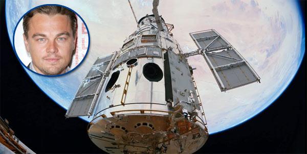 Видео 3D со спутника Хаббл