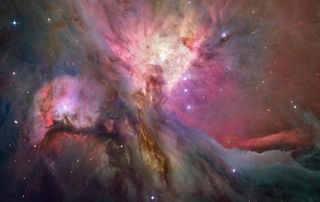 Туманность Orion