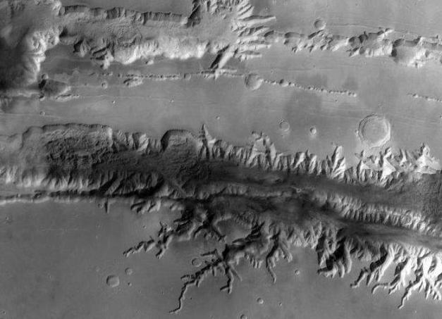 Марс в высоком разрешении spacereal