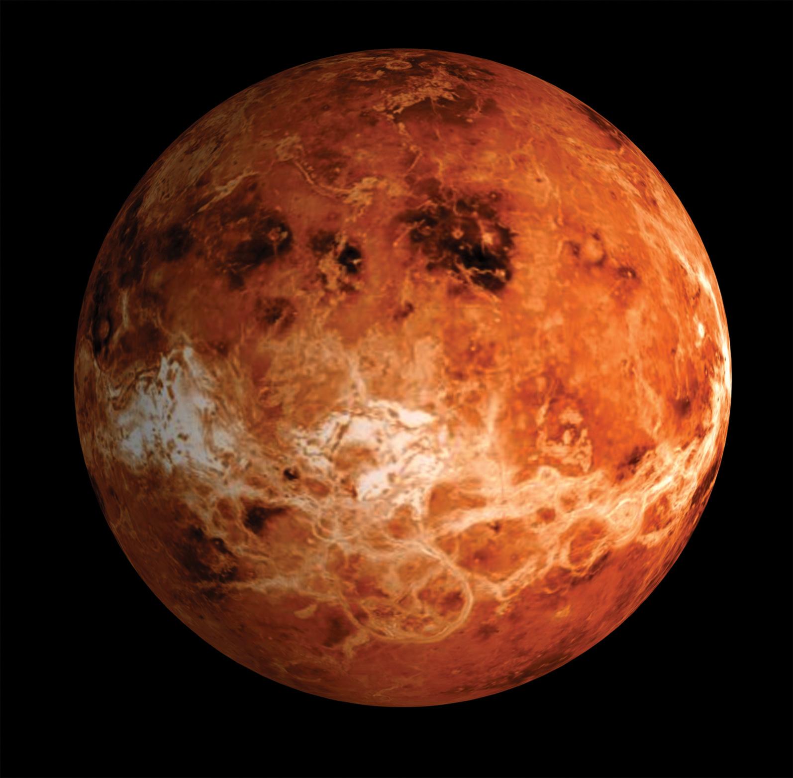 Venera - Misije Venera-klimat