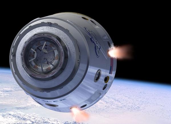 Первый в мире космический корабль для туристов почти готов.