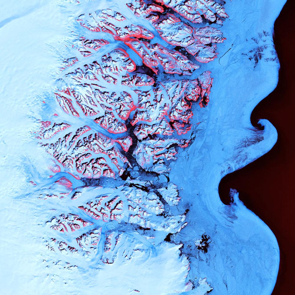 Берег Гренландии