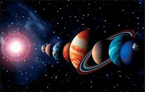 Современная астрономия