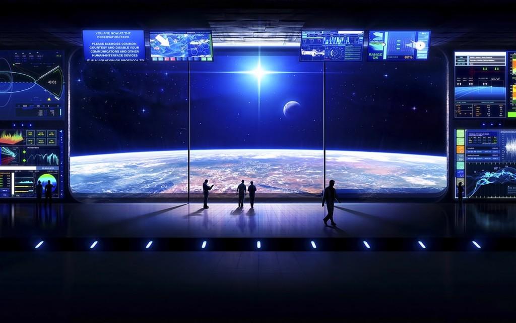 Возможно в будущем будет создана международная система противокосмической обороны.