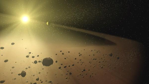 Опасность астероидов