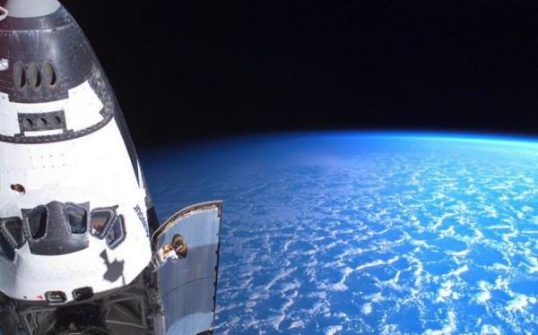 Выход в космос