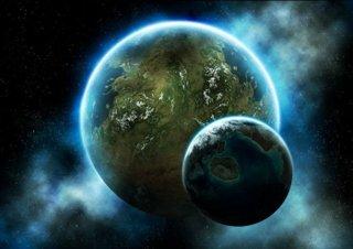 Планета пригодная для жизни