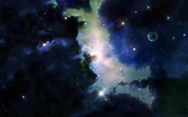 Воздух в космосе