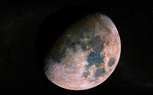 Луна вода