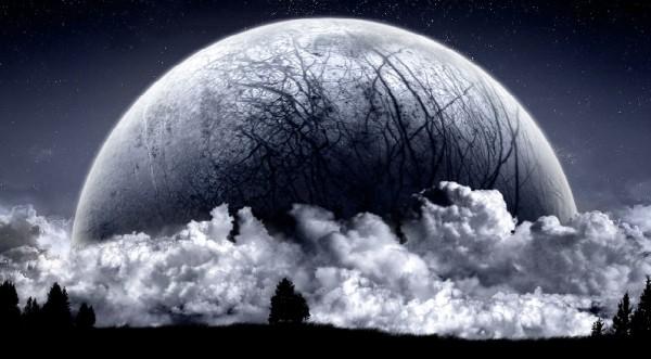 Свежие тектонические процессы найдены на темной стороне луны