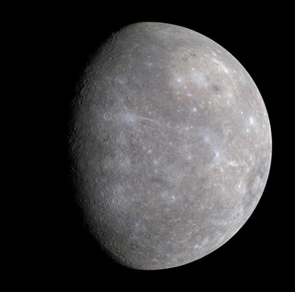 Меркурий планета (3 фото)