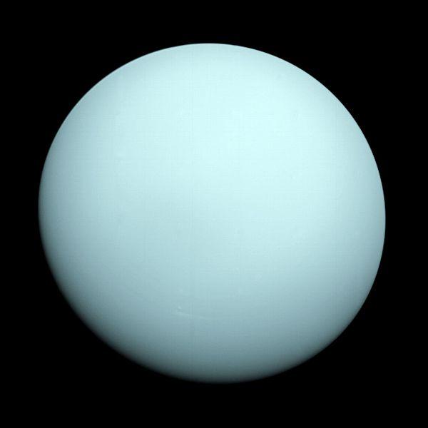 Уран – планета солнечной системы (3 фото)