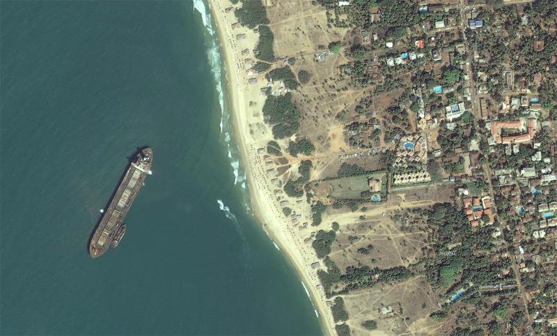 наблюдение со спутника в реальном времени бесплатно - фото 11
