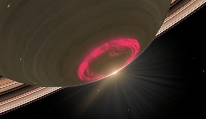 Сатурн. Планета солнечной системы. Интересные факты (3 фото)