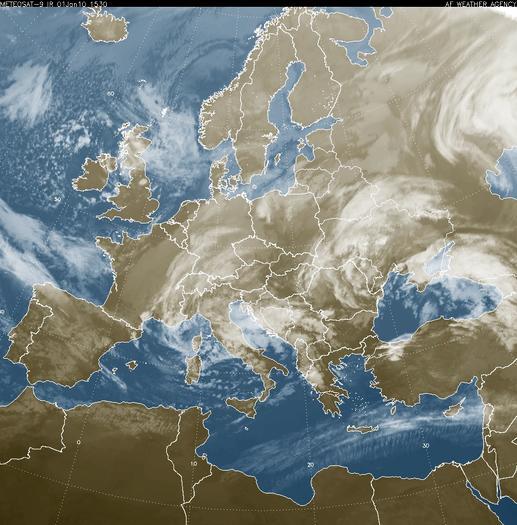Спутниковые карты погоды 2