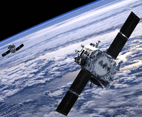 566 млн. евро на строительство спутников для Galileo