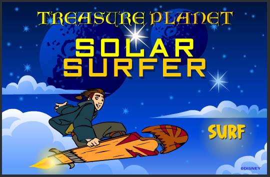 Космический серфер