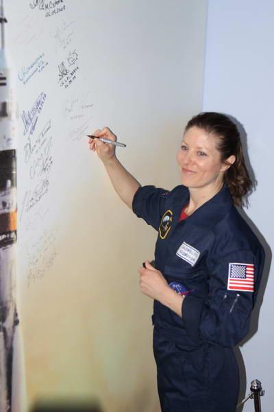 Космонавты на тренировке 5