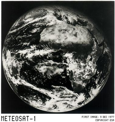Фото Земли 1977 года