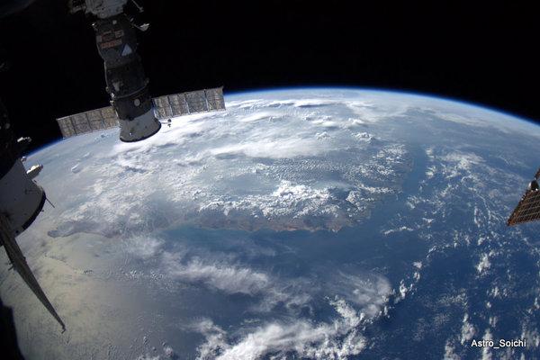 Вьетнам из Космоса