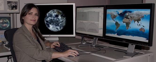 Карты со спутника-НАСА