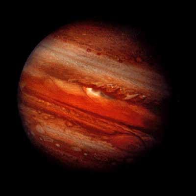 Восхождение Юпитер