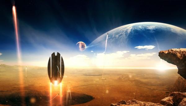 Планеты-жизнь