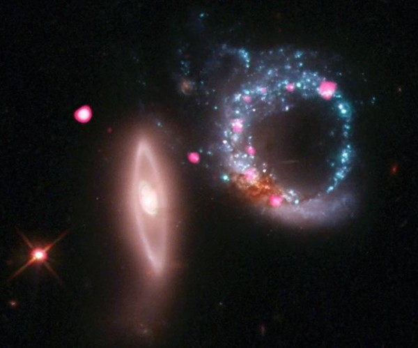 "Вселенная глазами спутника ""Хаббла"""