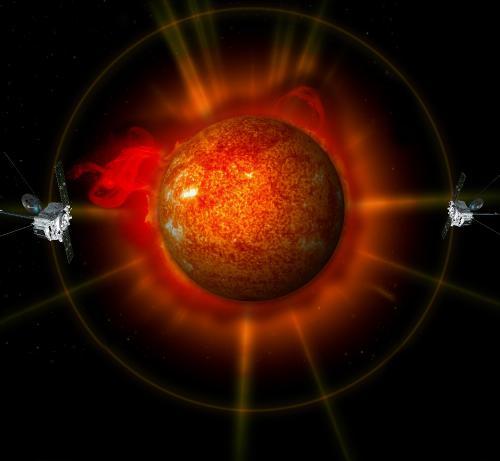 История Солнца
