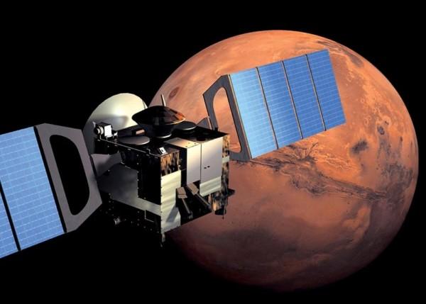 Гугл Марс