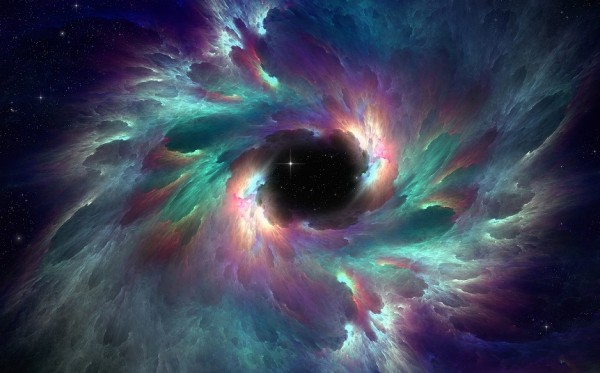 Черные дыры в космосе