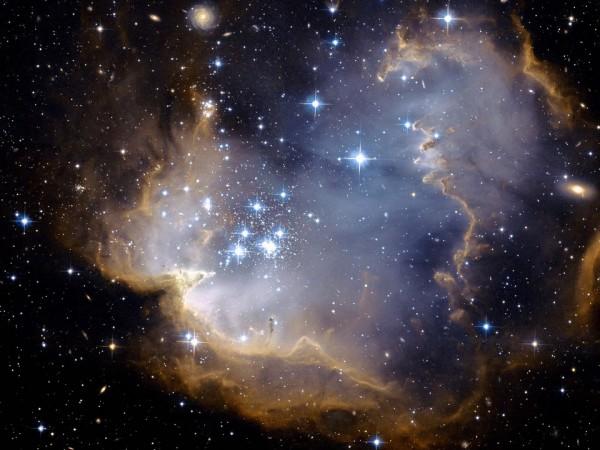 Темная энергия Вселенной