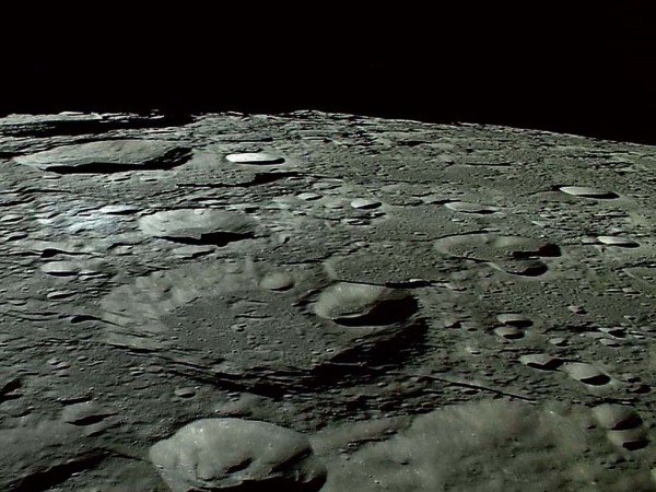 Рельеф Луны