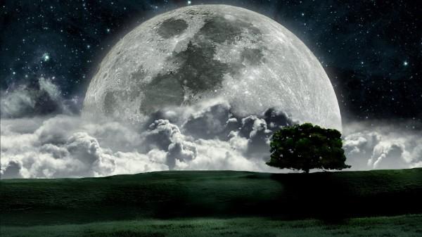 Легенды о Луне