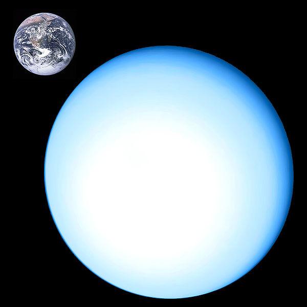 Уран - планета солнечной системы
