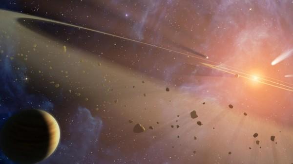 Порядок солнечной системы