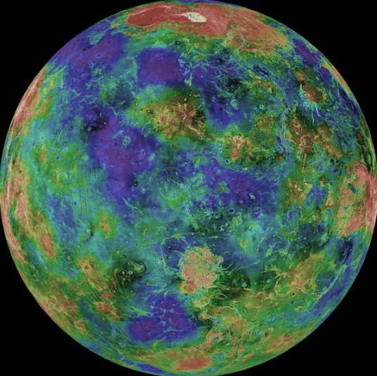 Венера - планета солнечной системы