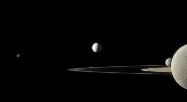 О планете Сатурн