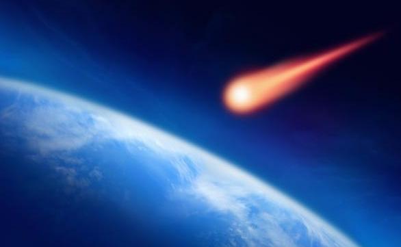 Самый древний метеорит на поверхности Земли