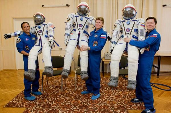 Приметы и ритуалы космонавтов