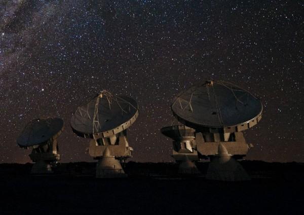 Крупнейшие радиотелескопы мира