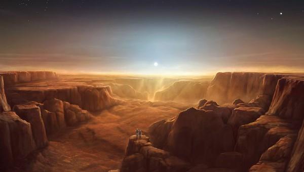 Mars One - летим на Марс или нет?
