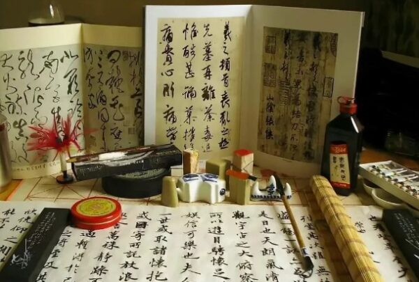Некоторые характеристики китайского языка. Диалекты