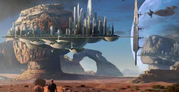 Научная и космическая фантастика. История развития в 20 веке